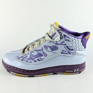 Air Jordan Mid Top Basketball Shoes Womens 8.5